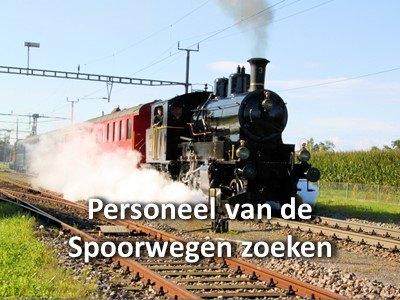 Personeel NL spoorwegen