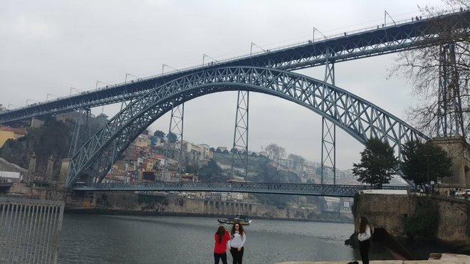 Porto, Maria Pia híd