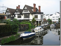 Walking in Marlow and visiting Royal standard pub with Safronov 004