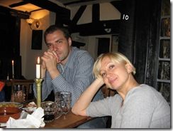 Walking in Marlow and visiting Royal standard pub with Safronov 074