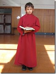 Samir as a monk 008